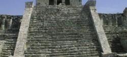 Mayan stairs